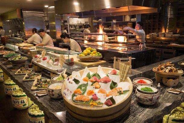 49刀吃遍奥克兰最豪华的餐厅!